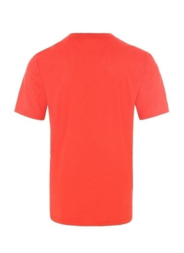 The North Face Reaxion Amp Crew Erkek T-Shirt Kırmızı Kırmızı